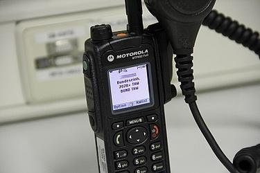 Motorola MTP 850 FuG